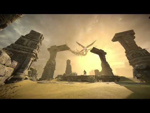 Shadow of the Colossus Remake - TGS 2017 Trailer