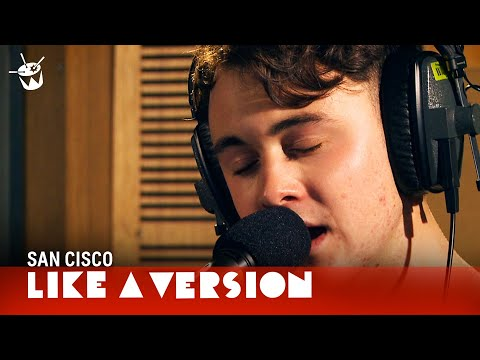 San Cisco cover Daft Punk 'Get Lucky' on triple j's Like A Version