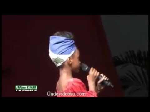 Yon timoun 5 ans k 'ap chante hymne national  Haiti