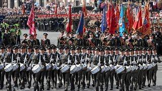 Парад в Киеве в День независимости Украины
