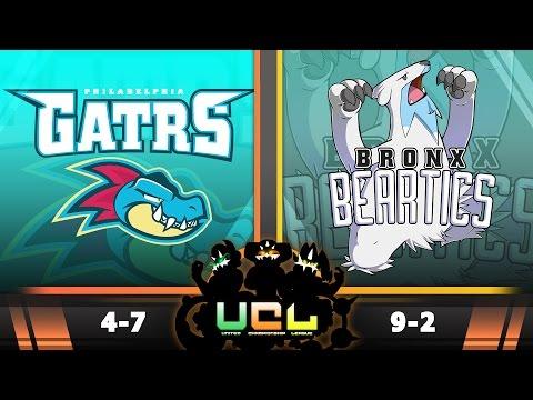 Pokemon ORAS Wifi Battle | Philadelphia Feraligatrs VS Bronx Beartics (Week 12 - UCL)