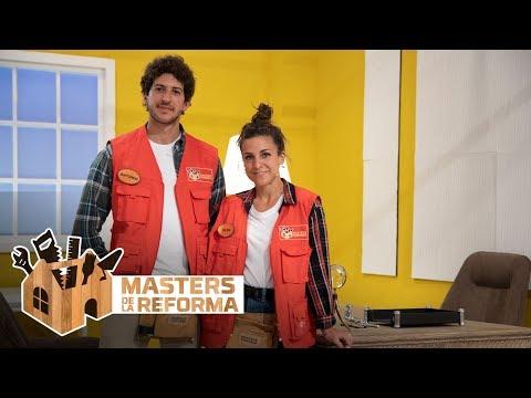 El aire contemporáneo de Elisa y Antonio conquistan al jurado - Masters de la reforma