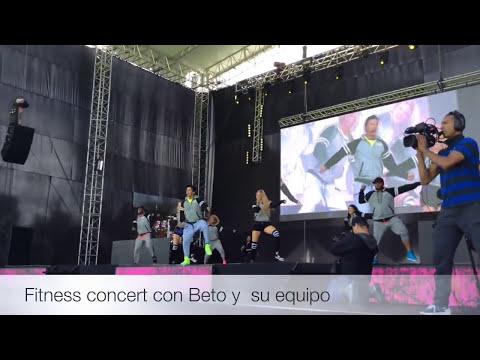 ZUMBA CONCERT BOGOTA-COLOMBIA 2015 . 1/2