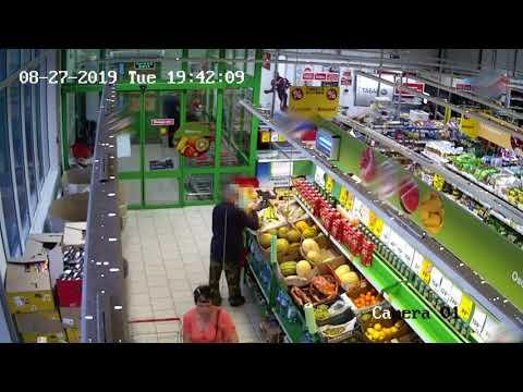 Дарья Иванова о краже из сетевого магазина в Кондрово