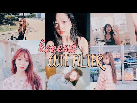 Korean filter