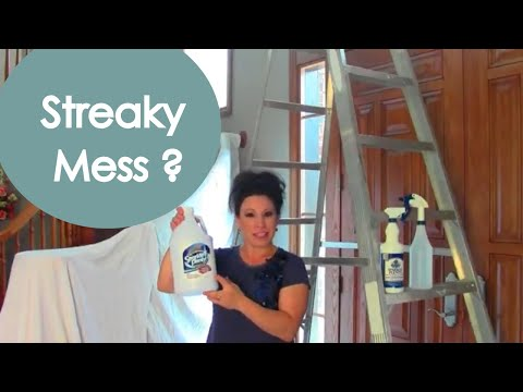 How to Clean A Crystal Chandelier with Sparkle Plenty (Product Review)