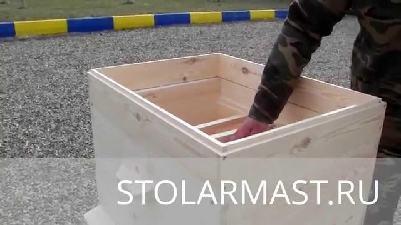 Изготовление улья лежака своими руками фото 620