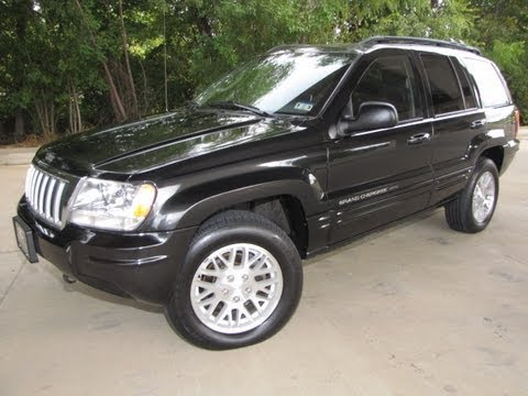 for sale 2003 jeep grand cherokee limited 4x4 quadratrac addison dallas texas youtube for sale 2003 jeep grand cherokee