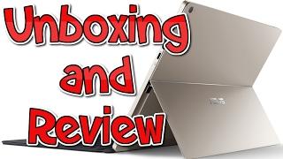 unboxing Asus Transformer 3 Pro T303UA - Convertible Premium Asus untuk Saingi Surface Pro