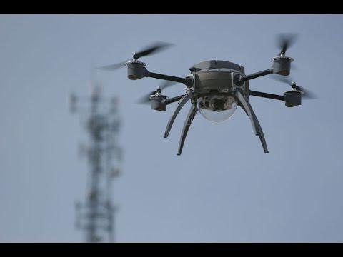 О законности использования дронов и беспилотных летательных аппаратов
