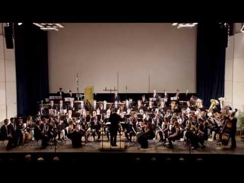 Danza Sinfonica - James Barnes | Bläserphilharmonie Aachen