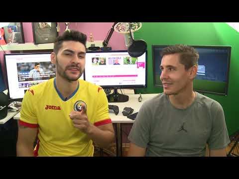 Telekom Sport - E-PLAY   FIFA vs Fotbal. Prima înfrângere la FIFA 18 pentru Ovidiu Pătraşcu