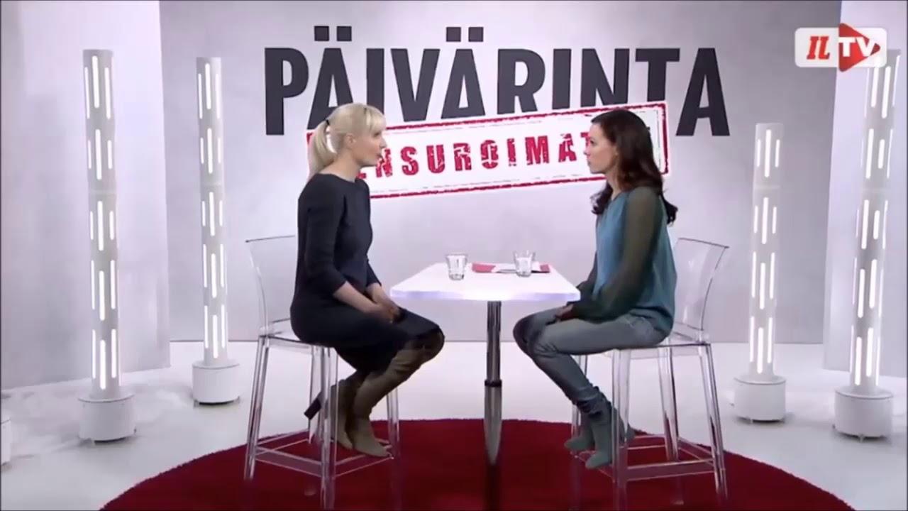 Laura Huhtasaari Haastattelu