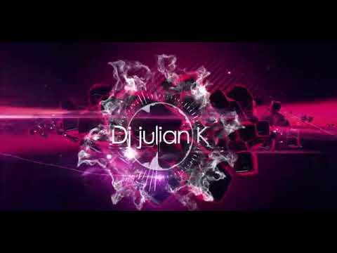 Dj Julian K 3D logo