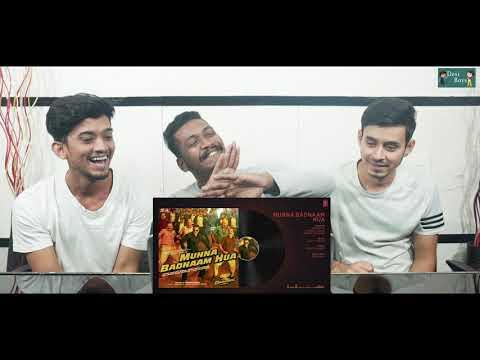 Dabangg 3: Munna Badnaam Hua | Salman Khan,Sonakshi S,Saiee M| Reaction By Desi Boys |