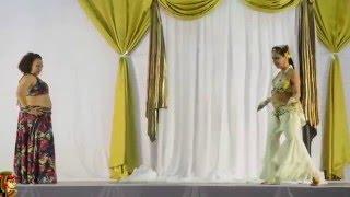 IV Mostra de dança do ventre Templo de Ísis de Campinas - Duo Zilma Nawar e Viviane Hayan