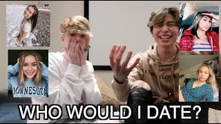 Who would I date? FT. Oliver Moy