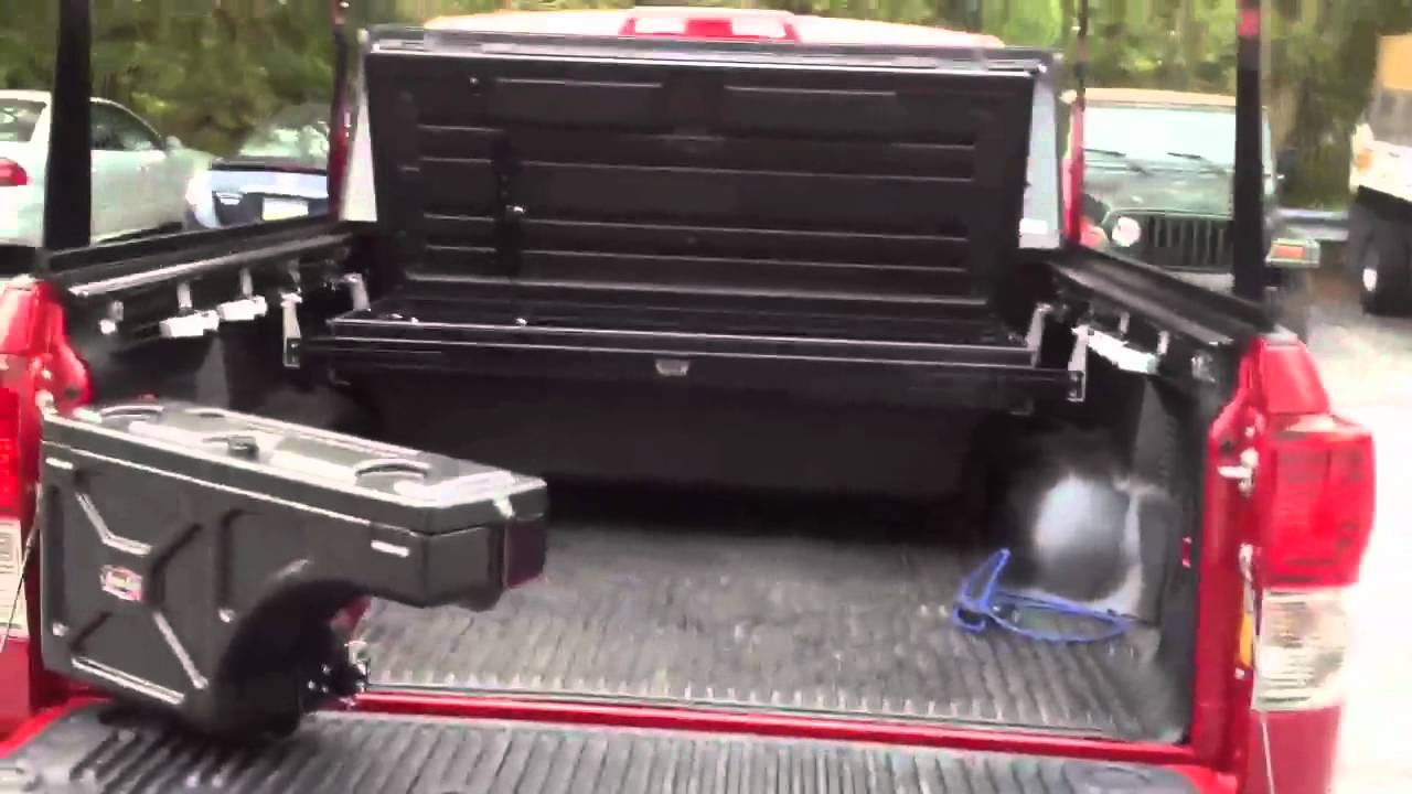 Undercover Truck Bed Storage