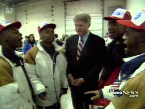 72 Hours to Victory: Behind the Scenes with Bill Clinton (Nightline, 1992)