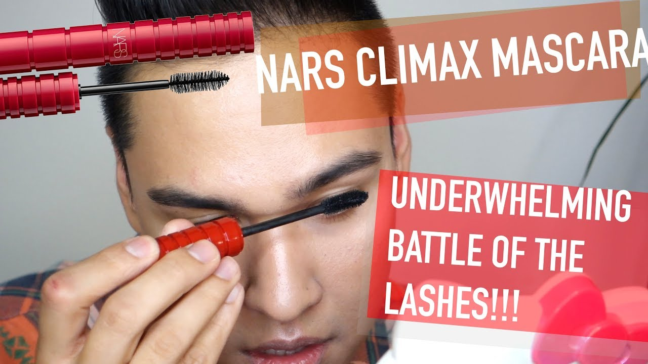 50c898a1217 NARS New Climax Mascara -Is it better than sex? - MAKEUP REVIEW ...