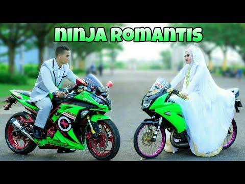 Ninja Romantis #Modifikasi ninja