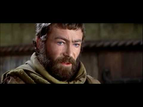 """Peter O'Toole: The Lion in Winter (""""I Deny You!"""") Monologue"""