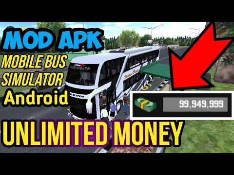 Mobile Bus Simulator Mod Apk 2020
