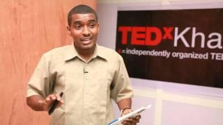 اختيار التخصص الجامعي ودوره في تطور السودان | معمر سيد عمر | TEDxKhartoumED