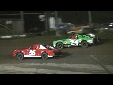 Bandit Feature | Genesee Speedway | 9-3-16
