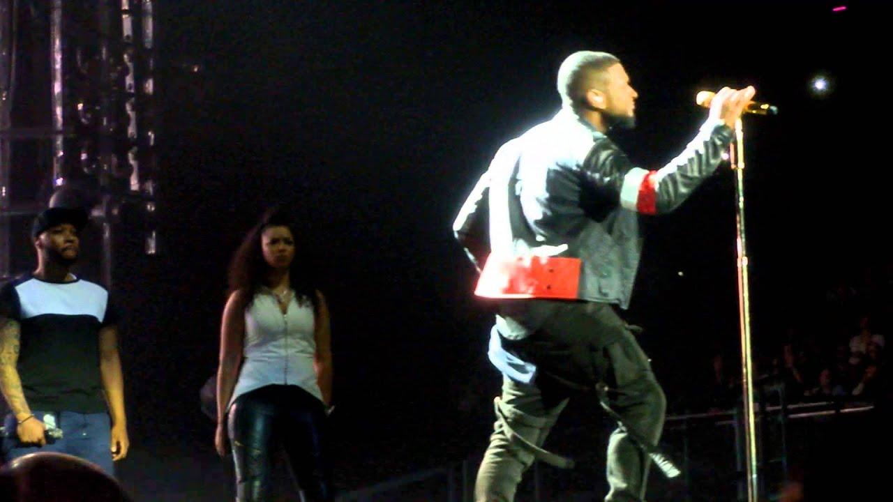 Usher Ur Experience Tour