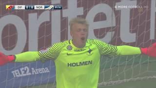 Djurgårdens IF - IFK Norrköping Omg 12 2018-07-08