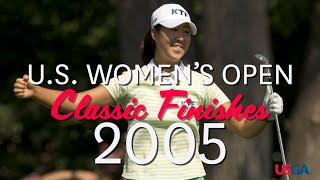 U.S. Women's Open Classic Finishes: 2005