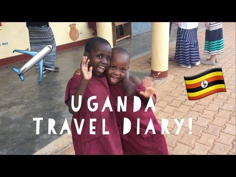Uganda   Travel Diary