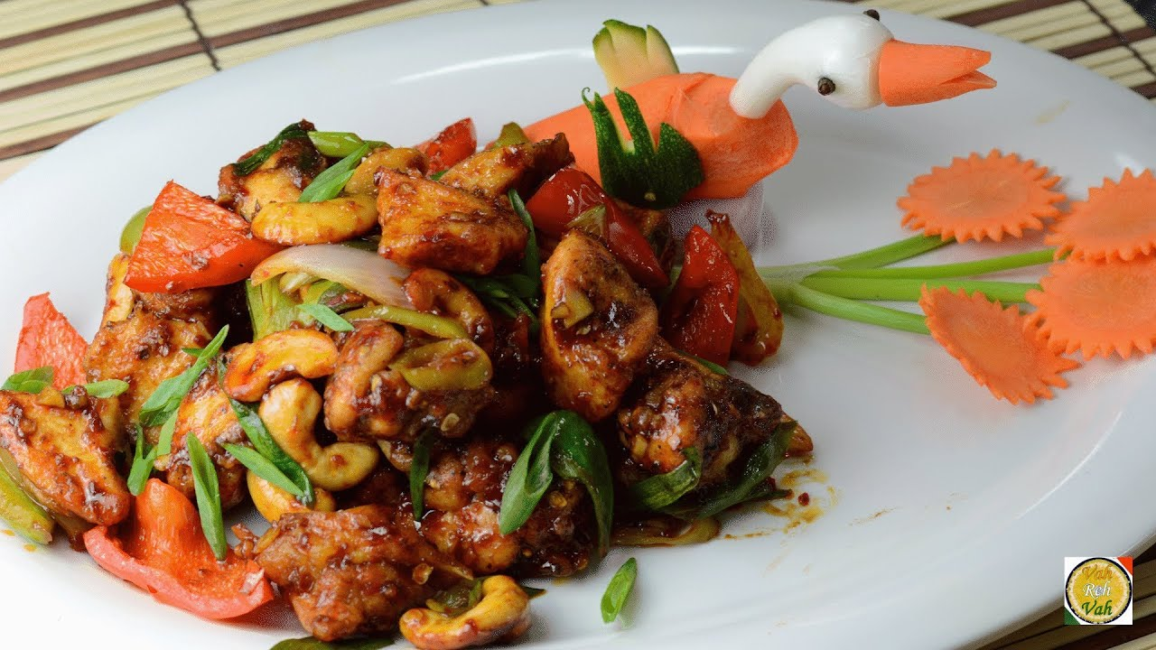 Asian chicken fry recipe stir