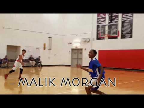 8TH Grade MALIK MORGAN #3 👀👀👀😨