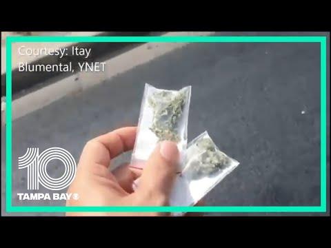 Baggies Of Marijuana Dropped From Drone In Israel