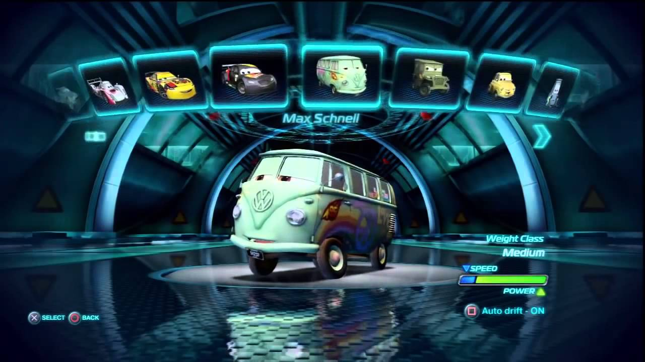 cars alive all characters from the cars 2 video game youtube. Black Bedroom Furniture Sets. Home Design Ideas