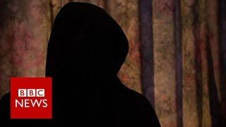 Chechen gay men 'flee for their lives' - BBC News