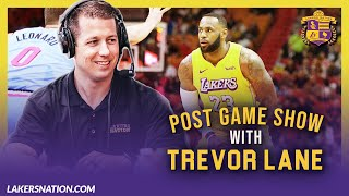 Lakers Take Their Talents To South Beach Hand Heat First Home Loss