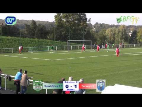 SBFC TV : Saint-Brice FC vs Persan US (Sénior DAM Excellence)