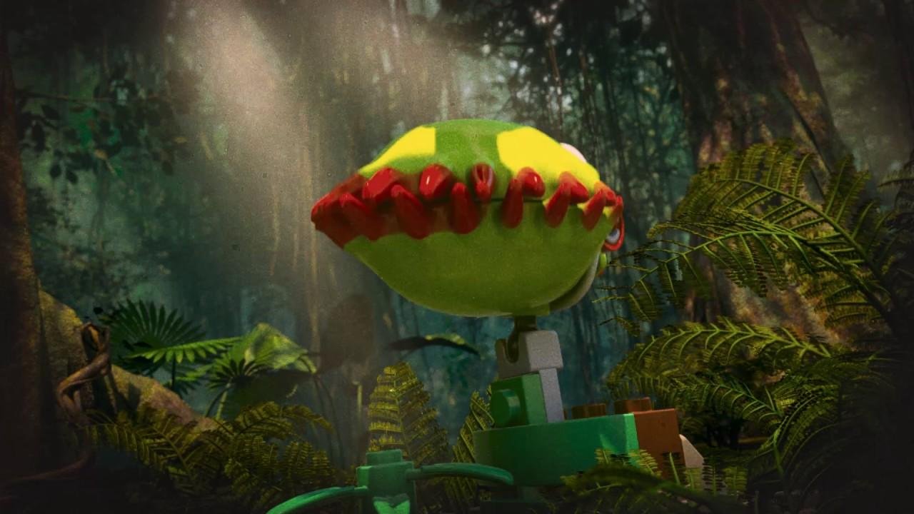 Jungle Rumble Part 2 - LEGO City - Mini Movie - YouTube