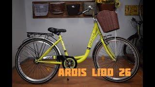 """Обзор бюджетного женского городского велосипеда Ardis Lido 26"""""""
