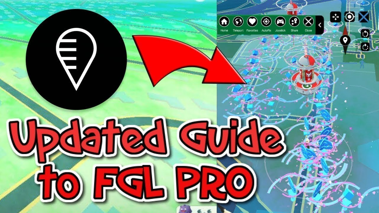 How To Use Fgl Pro For Pokemon Go May 2019 Link Below Youtube