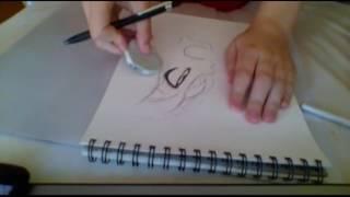 Zeichnung - Miyako