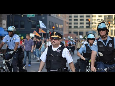 The Chicago Police Department Murders Their Goyim Slaves then Lies Through Propaganda