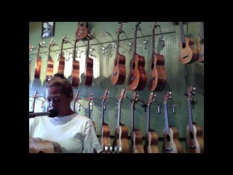 Honey Girl ~ Larry's Music Est 1952 Real Hawaiian Music