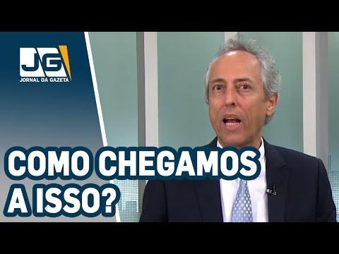Bob Fernandes / Procurador ofende Supremo, comida envenenada, e Bolsonaro: como chegamos a isso?