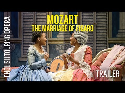 Mozart's The Marriage of Figaro | English Touring Opera
