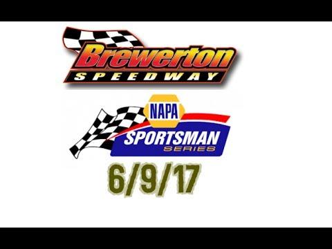 Sportsman @ Brewerton Speedway 6/9/17