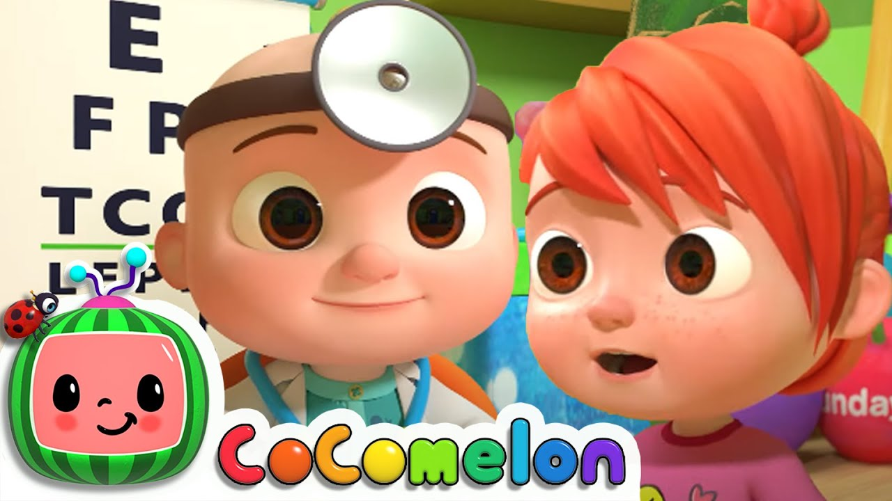 Doctor Checkup Song | CoComelon Nursery Rhymes & Kids Songs | Best Baby Song For Kids | Moonbug Kids